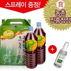 수세미 발효액 1.5L 1병 2병 수세미즙 수세미발효액
